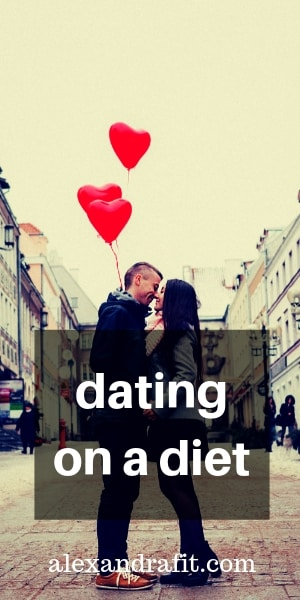 dating diet pin