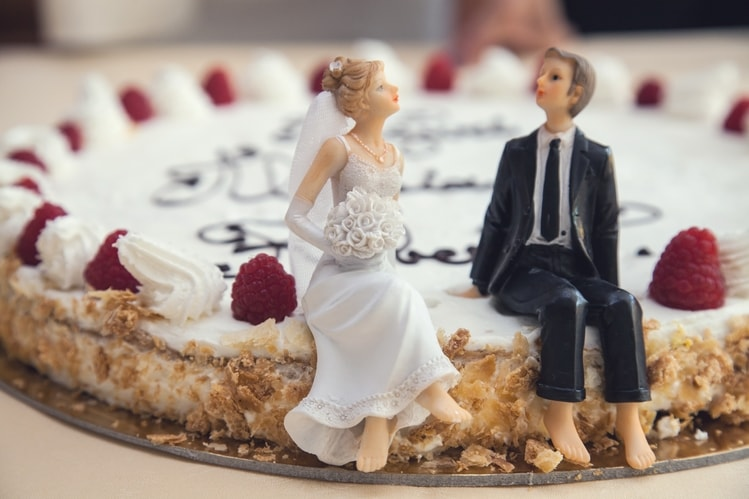 weight gain after marriage