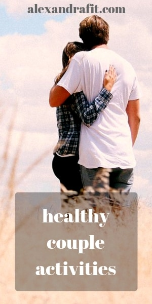 healthy couple activities pin
